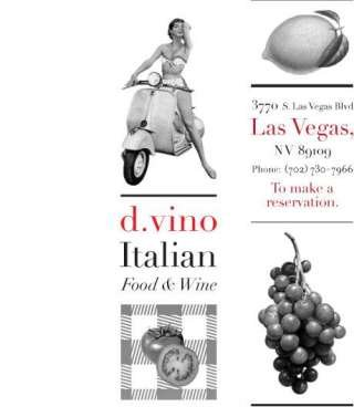 D.Vino Italian Food and Wine