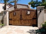 Wooden Garage Doors has established itself as the premier provider of wooden and glass garage doors including custom and designer decorative garage doors and driveway gates, to Southern California builders both   big and small. We believe in developing