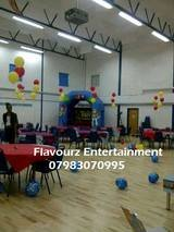 Profile Photos of Flavourz events and party services