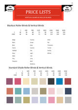 Pricelists of Direct Fabrics