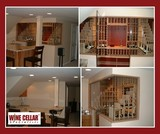 Chicago Custom Wine Cellar