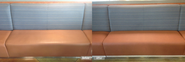 Leather Repair Services in Asheville, NC of Fibrenew Asheville 1 Mobile Service - Photo 19 of 20
