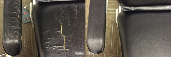 Leather Repair Services in Asheville, NC of Fibrenew Asheville 1 Mobile Service - Photo 20 of 20