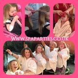 Profile Photos of Spa Parties for Girls