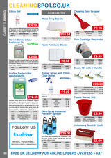 Pricelists of Cleaning Spot Ltd