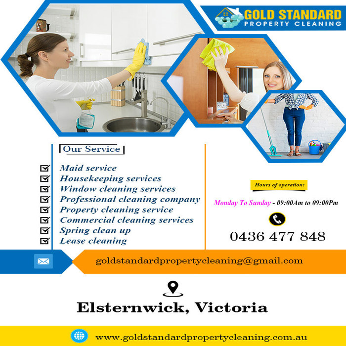 New Album of Gold Standard Property Cleaning |Commercial Cleaning Services Victoria Elsternwick - Photo 1 of 20