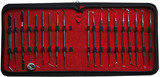 Dental Scalers 19 pieces Sets