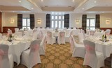 Ballroom at DoubleTree by Hilton Cambridge Belfry