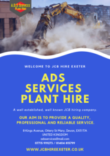 New Album of ADS Services Plant Hire - JCB Hiring Company