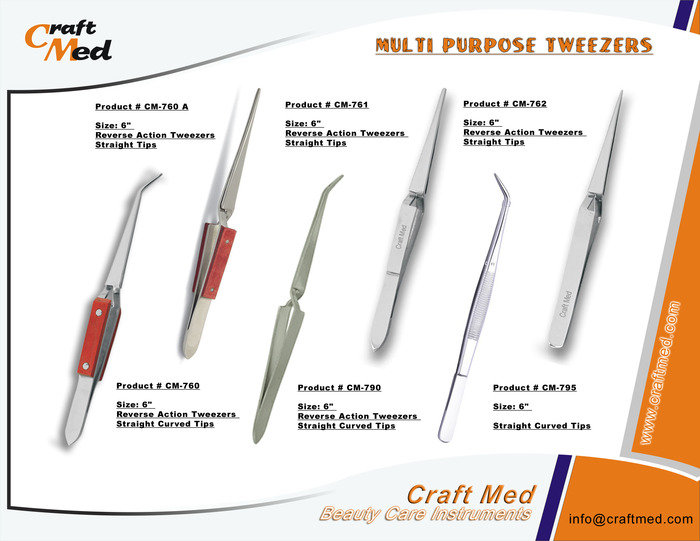 Profile Photos of Craft Med manufacturer of manicure & pedicure tools Plot # 2 Ward # 7 Khawa safder road - Photo 45 of 50