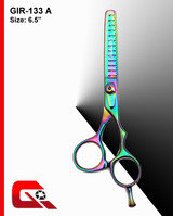 Profile Photos of Barber Scissor-Razor Edge Scissor-Hair Cutting Scissor-Professional Hair Cutting Scissor-Titanium Coated Scissor-Hair Shears-Barber Shears-Pet Grooming Scissors-Super Cut Barber Scissor-Thinning Scissor-Thinning Shears
