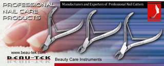 Cuticle Nipper, Nail Nipper, Nail Nippers wire spring