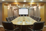 Boardroom at DoubleTree by Hilton Oxford Belfry