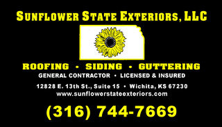 Sunflower State Exteriors LLC