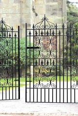 Wrought Iron Gates Direct Bone Hill Lane