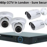 1080p CCTV Installation in London - Sure Secure