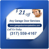 Pricelists of Garage Door New Palestine