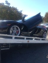 Los Angeles Luxury Towing