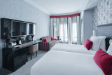 Twin Deluxe Guest Room at Maison Astor Paris