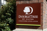 Entrance of DoubleTree by Hilton Hotel Stratford-upon-Avon DoubleTree by Hilton Stratford-upon-Avon Arden Street