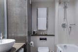 Bathroom at DoubleTree by Hilton Hotel Stratford-upon-Avon