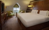 Guest Room at DoubleTree by Hilton Hotel Stratford-upon-Avon