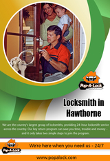 Locksmith in Hawthorne