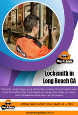 Locksmith in Long Beach CA