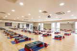 Gym at DoubleTree by Hilton Forest Pines Spa & Golf Resort DoubleTree by Hilton Forest Pines Spa & Golf Resort Ermine Street