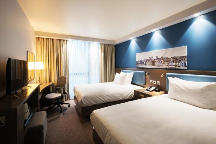 Hotel Interior of Hampton by Hilton Aberdeen Airport Harvest Way, Dyce - Photo 2 of 6