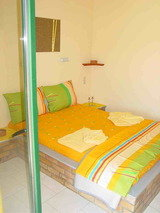 Bedroom apartment for 3 & 4 persons