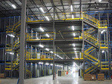 Warehouse Cubed Consulting Group 1580 Boggs Road, Ste. 100