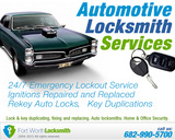 New Album of Locksmith Fort Worth