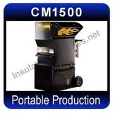 CM 1500 – Attic and Extremely Portable Insulation Blowers, Davison