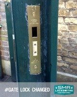 gate lock changed in Pimlico by SMR Locksmiths SMR Locksmiths - Local Pimlico emergency locksmiths Pimlico High Street