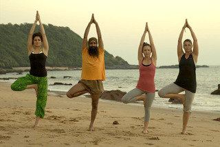 Yoga Teacher Training India RYS 200, Yoga Alliance UK 2014 | ShivaShaktiYoga