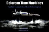 Profile Photos of Delorean Time Machines