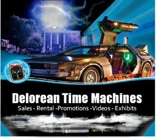 Delorean Time Machines