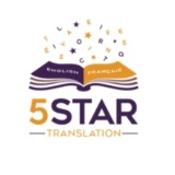 5 Star Translation - French to English Translation Services