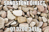 sandstone rocks and pebbles All Landscape Supplies 85 Waterford Tamborine Road