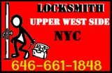 Pricelists of Locksmith Upper West Side