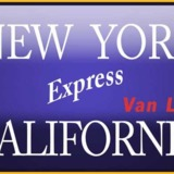 CA - NY Express cross country movers SF