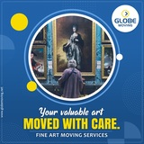 Your valuable art moved with care. Fine Art Moving and Shipping Services