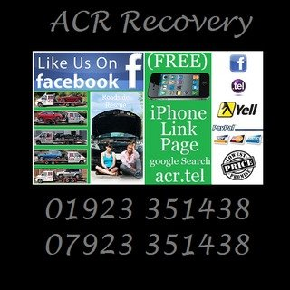 ACR / Car Rescue & Recovery Service Watford