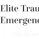 Elite Trauma and Emergency Training