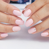 Manicures – Pretty in pink!