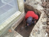 Profile Photos of Basement and Crawlspace Foundation Repair