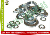 Spring Washers Exporters in India +91-7508712122 http://www.sronsrockbolts.com