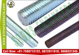 Threaded Rods Manufacturers Exporters in India +91-7508712122 http://www.sronsrockbolts.com