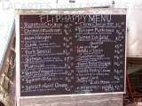 Menus & Prices, Flip Happy Crepes, Austin